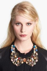 Tasha Treasure Of Mine Collar Necklace - Lyst
