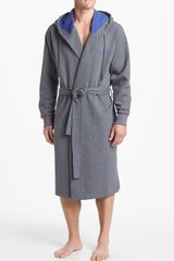 Boss by Hugo Boss Innovation 4 Hooded Robe - Lyst