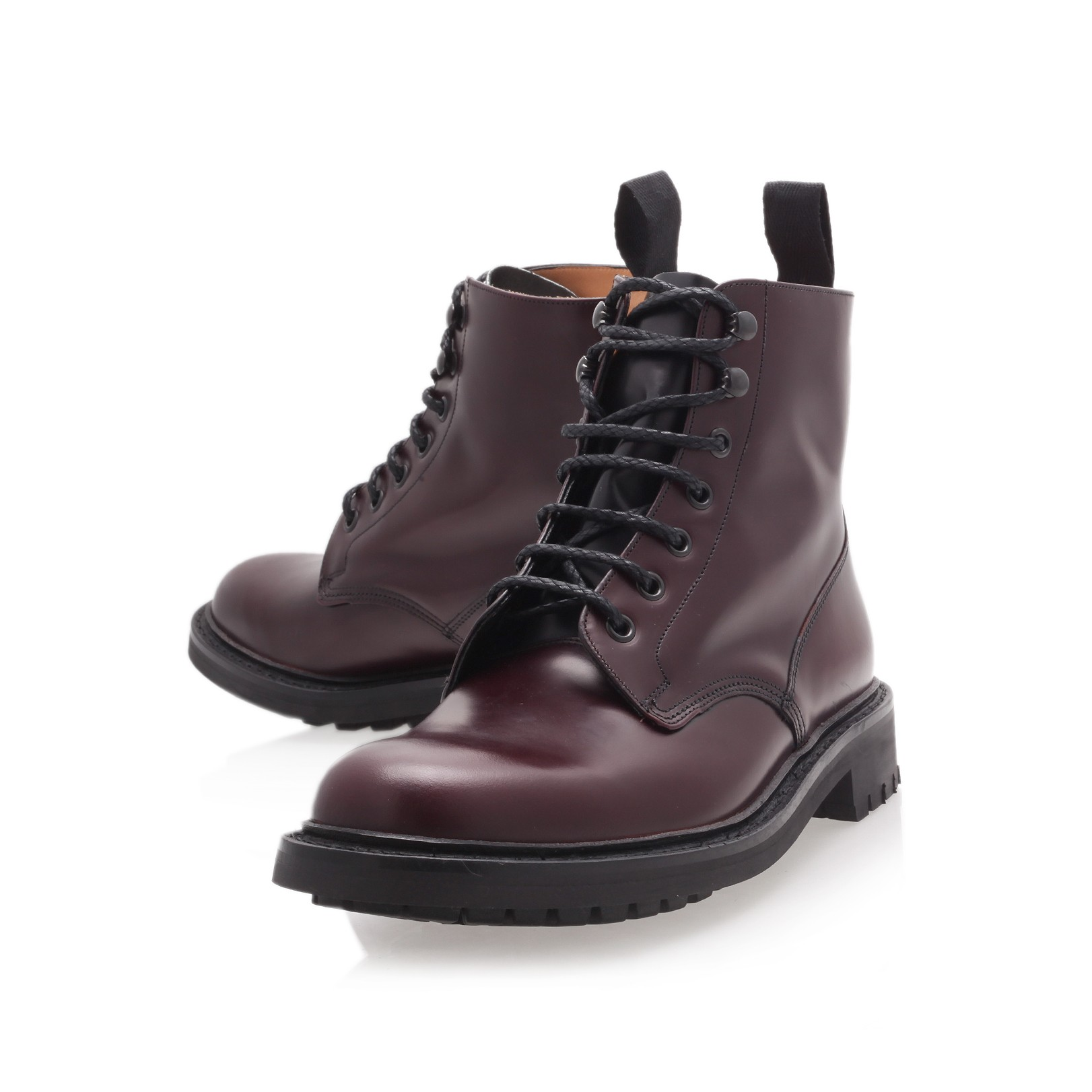 Church S Mcduff 2 Derby Boot In Brown For Men Red Lyst