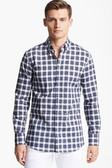 DSquared2 Plaid Shirt - Lyst