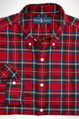 Polo Ralph Lauren Classicfit Plaid Sport Shirt - Lyst