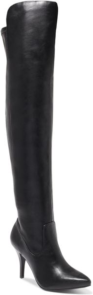 Rampage Kaylen Over The Knee Dress Boots - Lyst