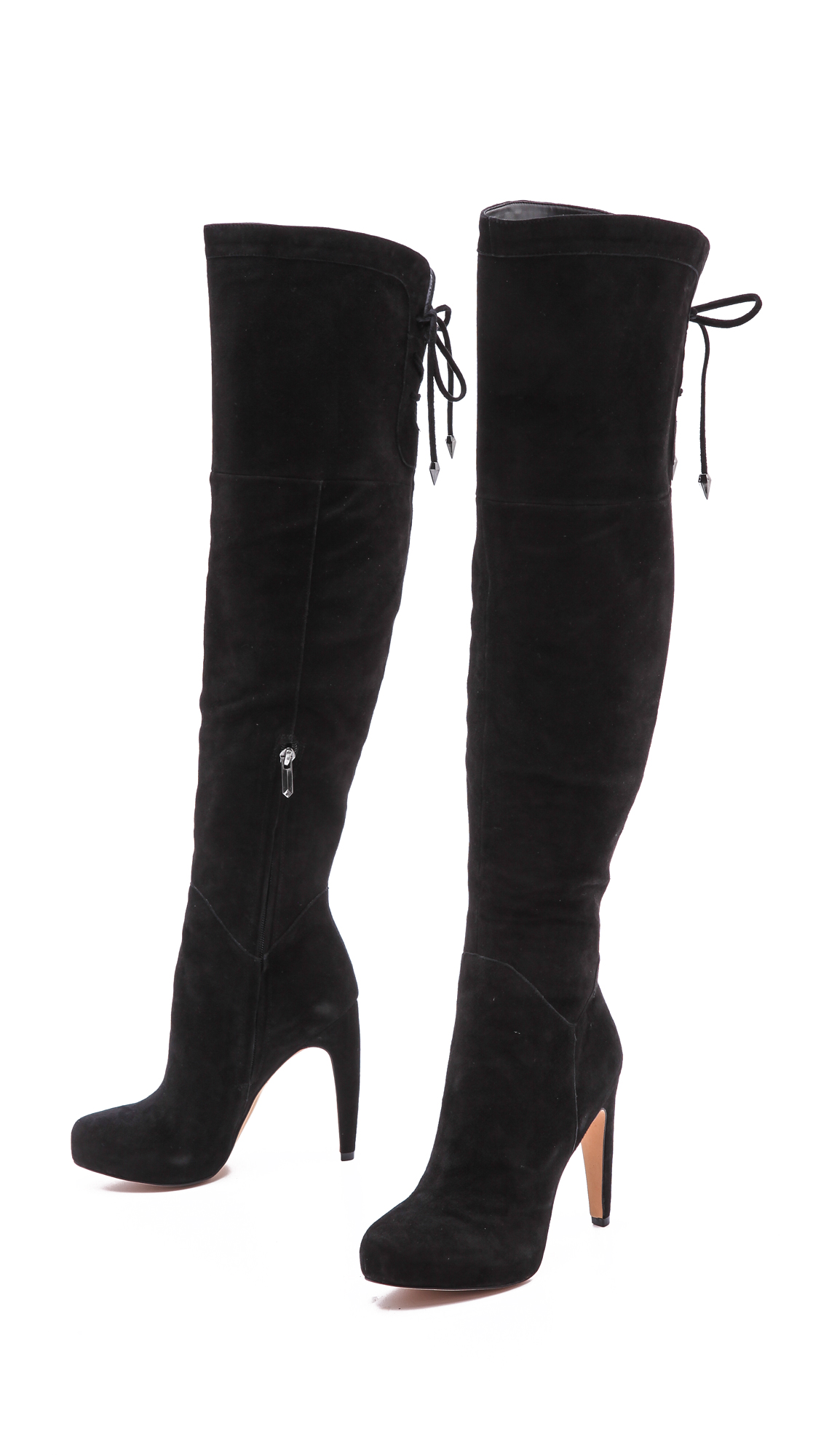 Sam edelman Kayla Over The Knee Boots in Black