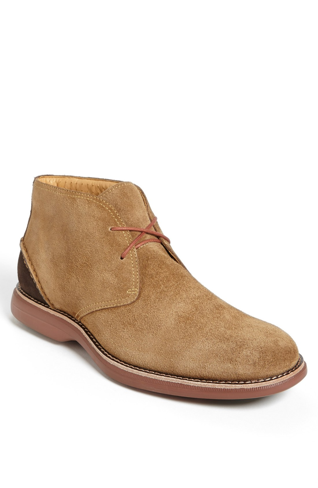 Sperry Top Sider Gold Cup Bellingham Chukka Boot In Brown
