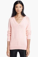 T By Alexander Wang Sweater - Lyst