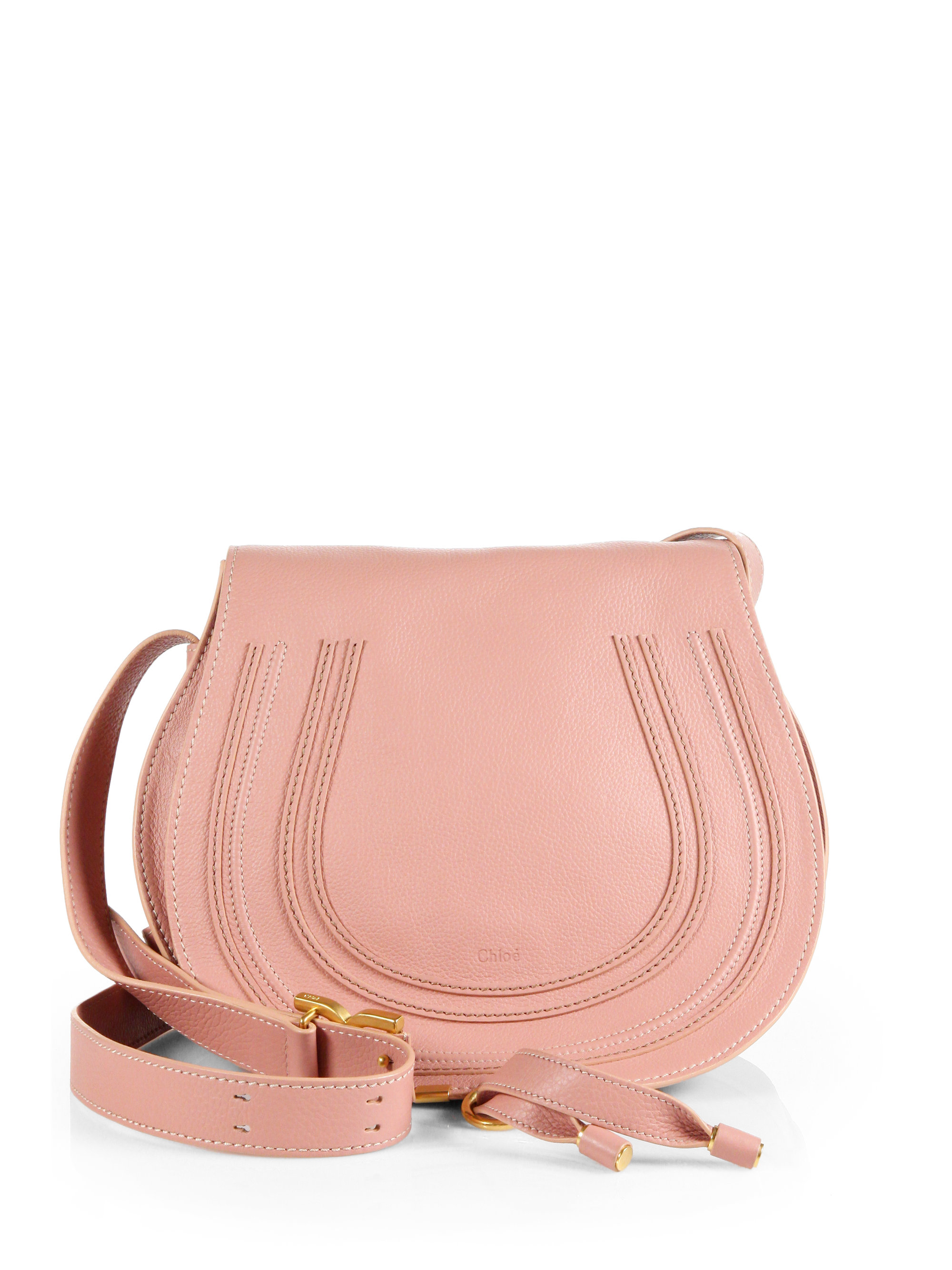 234c5917f Gallery. Previously sold at: Saks Fifth Avenue · Women's Saddle Bags  Women's Chloé Marcie Bags