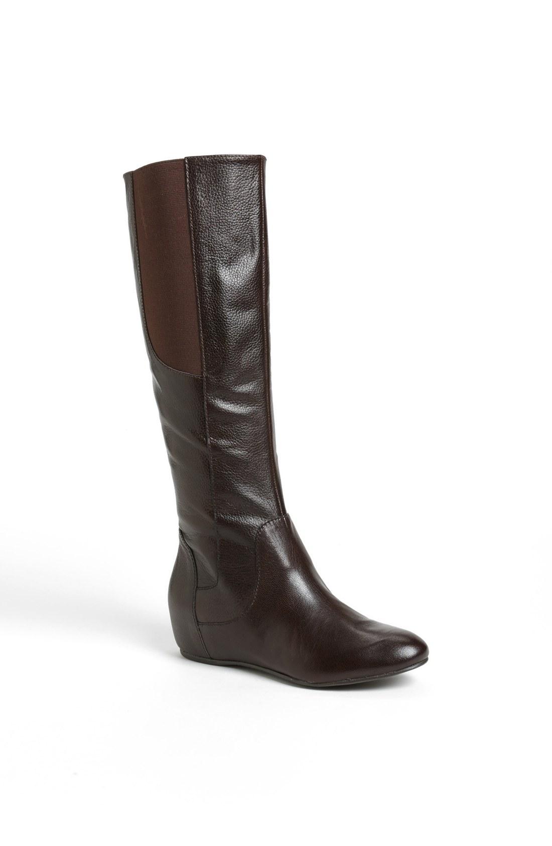 578b3c8dc0b Hidden Wedge Ugg Style Boots