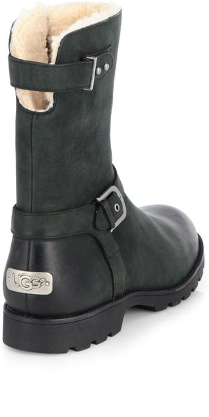 uggs grandle boot black