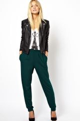 Asos Peg Pants - Lyst