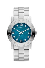 Marc By Marc Jacobs Amy Stainless Steel Bracelet Watch 365mm - Lyst