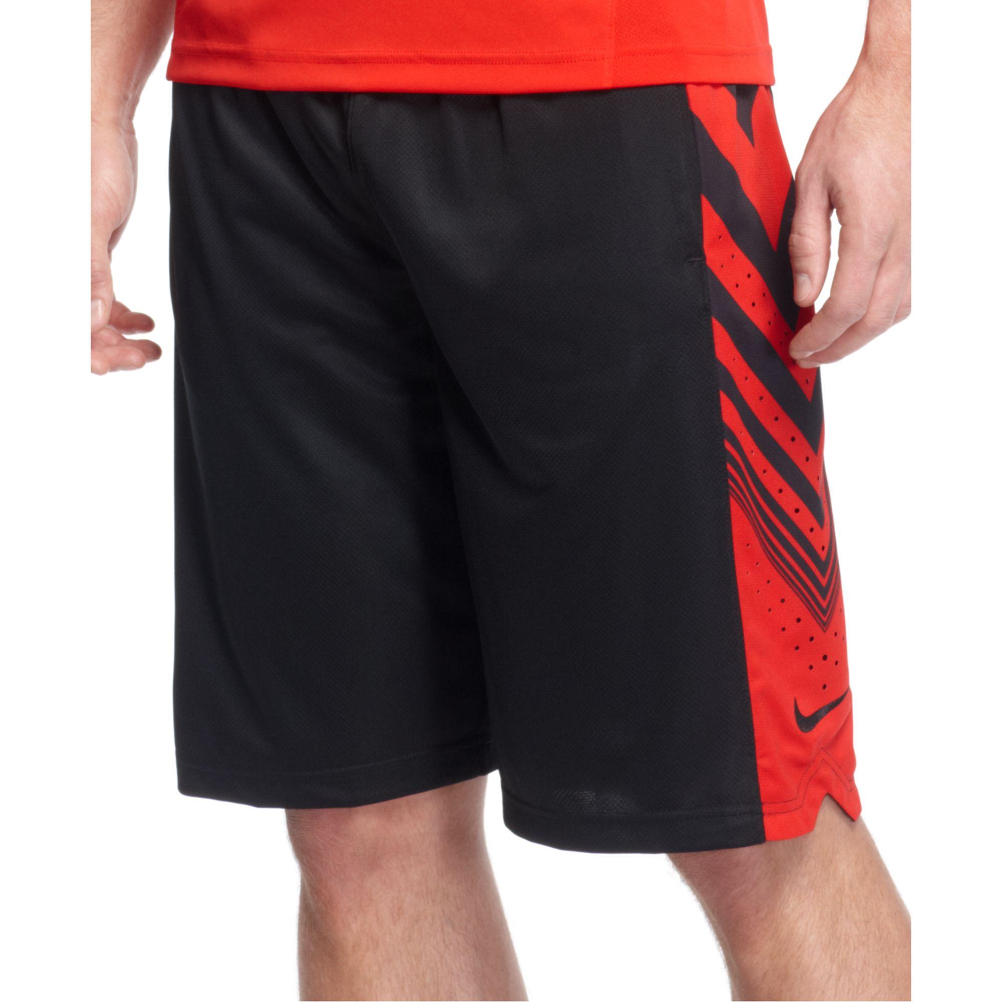 Nike Sequalizer Basketball Shorts in Black for Men ...