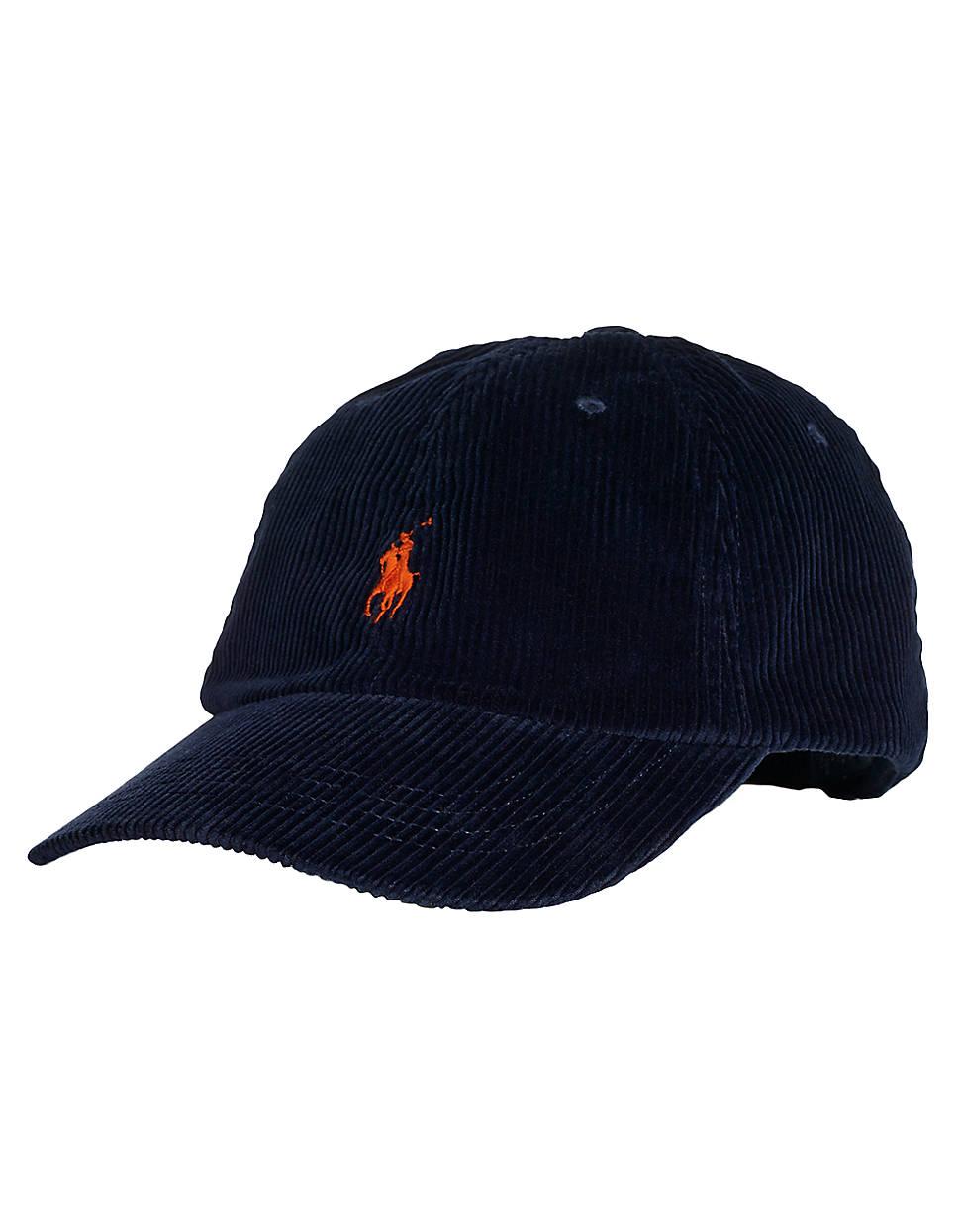polo ralph lauren classic corduroy sports cap in blue for men lyst. Black Bedroom Furniture Sets. Home Design Ideas