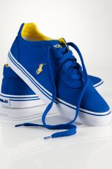 Polo Ralph Lauren Hanford Canvas Sneaker - Lyst