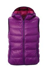 Uniqlo Ultra Light Down Hooded Vest - Lyst