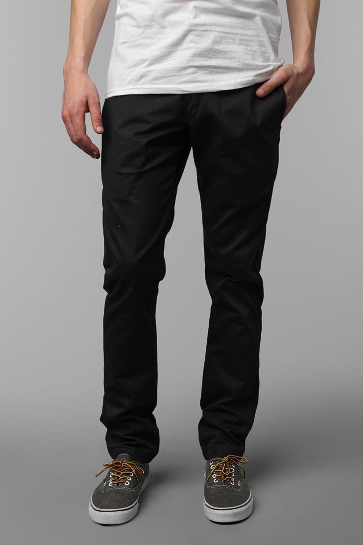 75d55045843 Dickies Skinny Straight Work Pant in Black for Men - Lyst