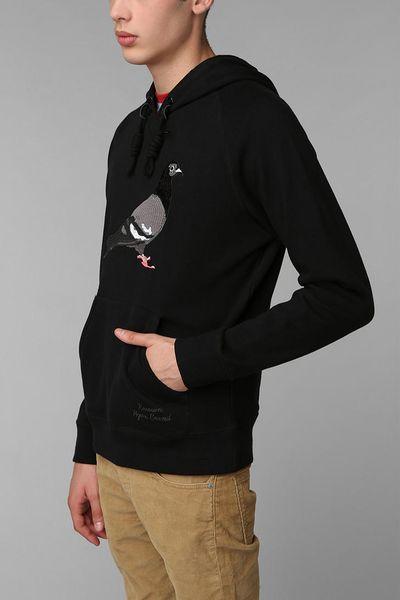 Urban Outfitters Staple Pigeon Hoodie Black Lyst