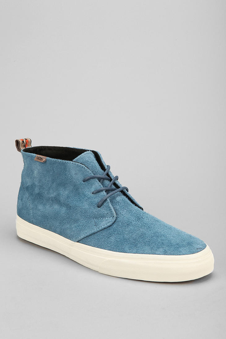 fa096305d9 Lyst - Urban Outfitters Vans California Decon Suede Mens Chukka ...