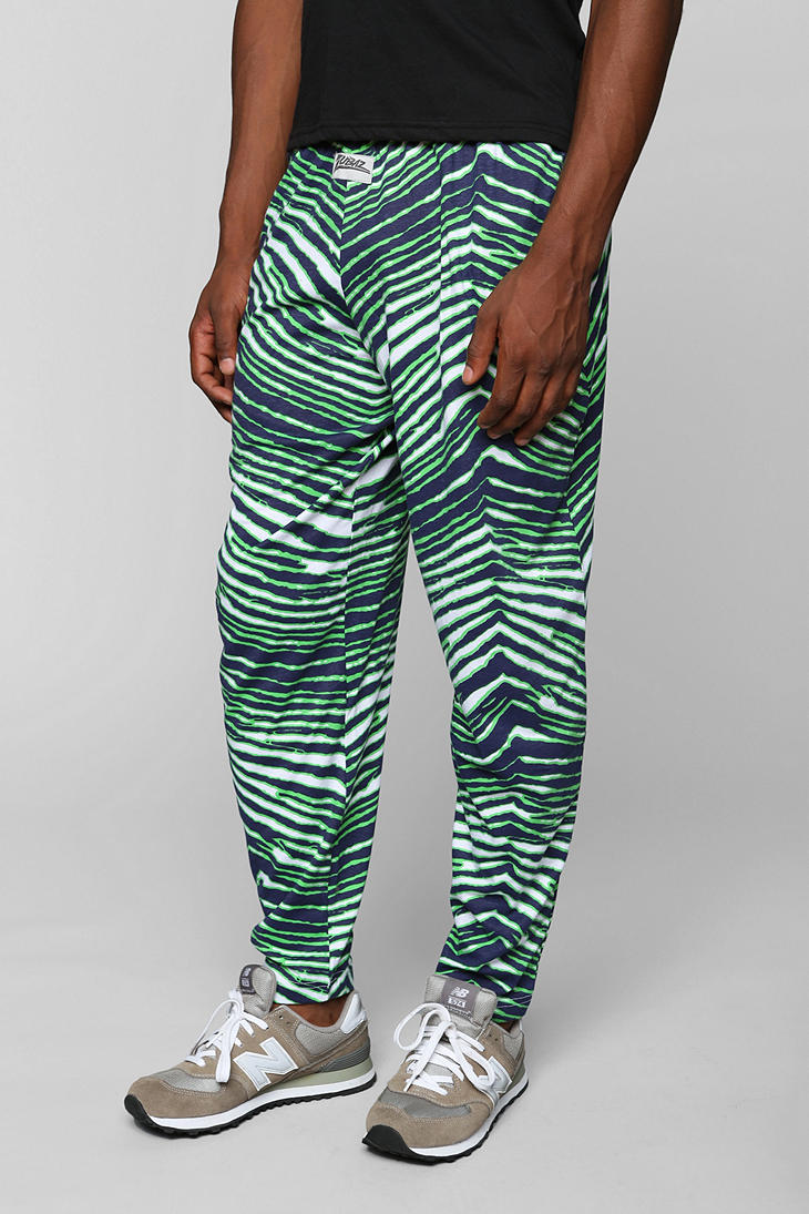Lyst Urban Outfitters Zubaz Seattle Seahawks Pant In