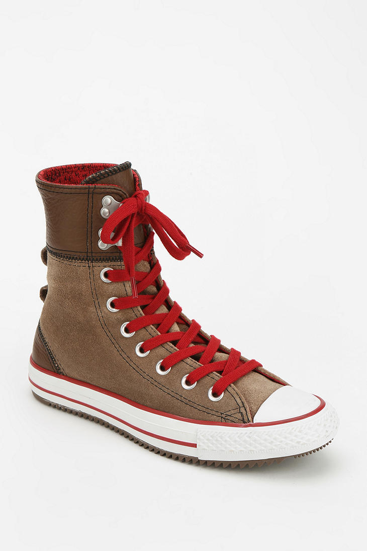 1450c56662b7 Lyst - Urban Outfitters Converse Chuck Taylor All Star Elsie Womens ...