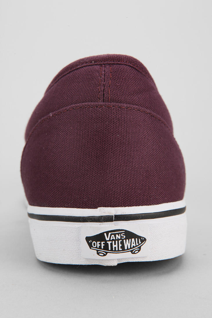 12a7d17fde0 Lyst - Urban Outfitters Vans Lpe Canvas Mens Sneaker in Purple for Men