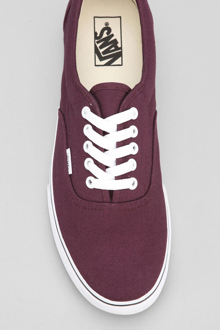 0b2cf98f01dc Lyst - Urban Outfitters Vans Lpe Canvas Mens Sneaker in Purple for Men
