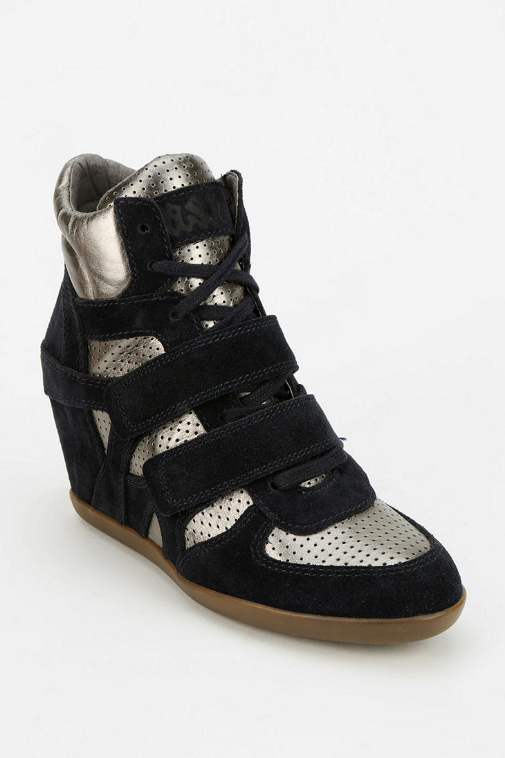 80b3460dfcca Gallery. Previously sold at  Urban Outfitters · Women s Wedge Sneakers  Women s Ash ...