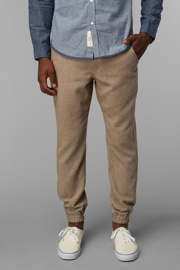 Urban Outfitters Publish Abenzo Wool Jogger Pant In