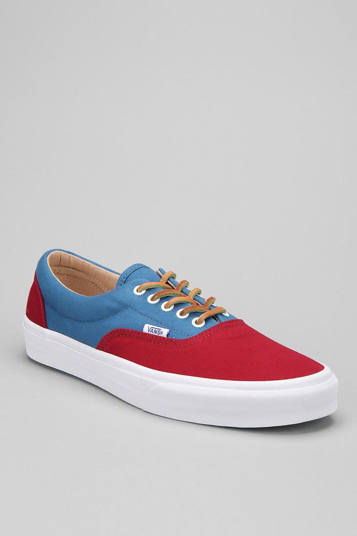 fe3949c32852be Lyst - Urban Outfitters Vans Era Ca Brushed Twill Mens Sneaker in ...