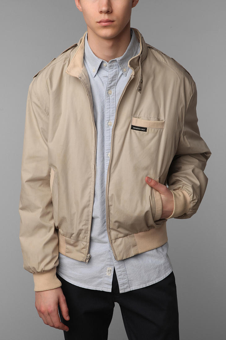 Mens urban leather jackets