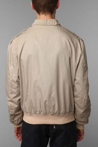 Urban Outfitters Urban Renewal Vintage Members Only Jacket