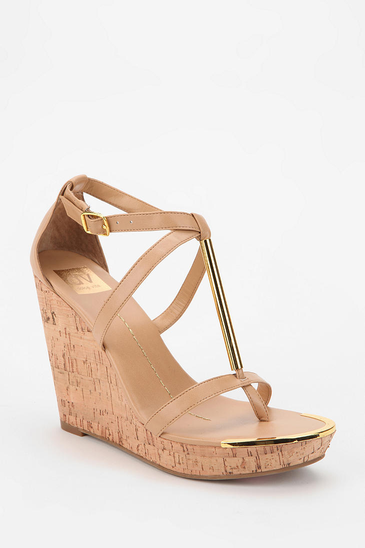 Lyst - Dolce Vita Dv By Parissa City Sandals in Brown