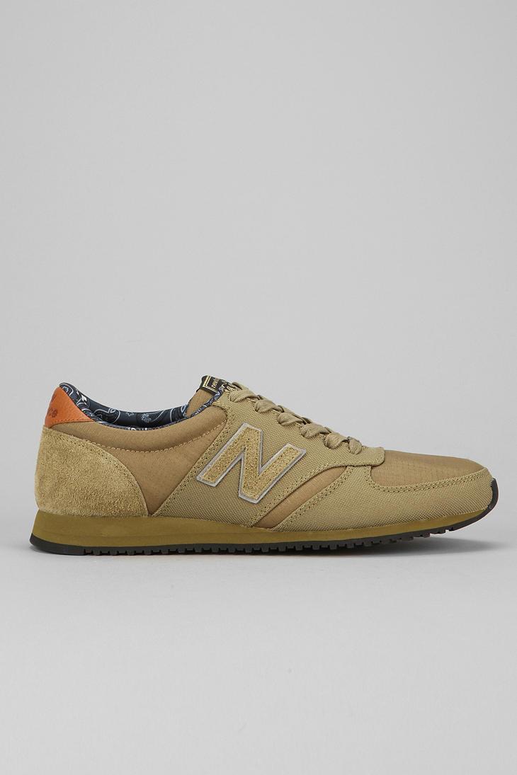 Lyst - New Balance Herschel Supply Co 420 Sneaker in Green for Men f8867f143f25