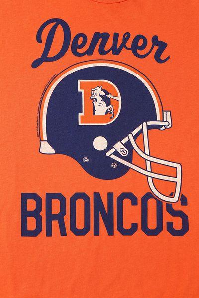 Denver Broncos T Shirts For Women