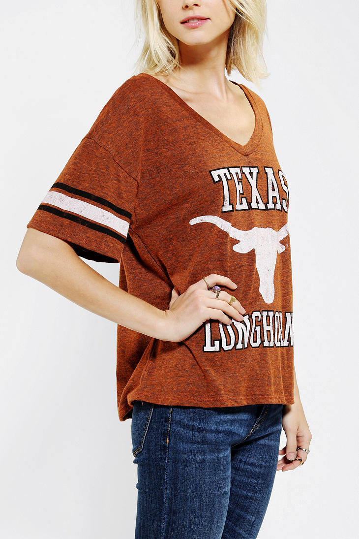 outfitters signorelli longhorns in orange