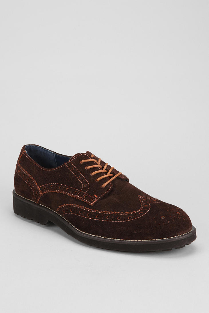 Urban Outfitters Bass Kory Oxford Shoe In Brown For Men (TAN) | Lyst