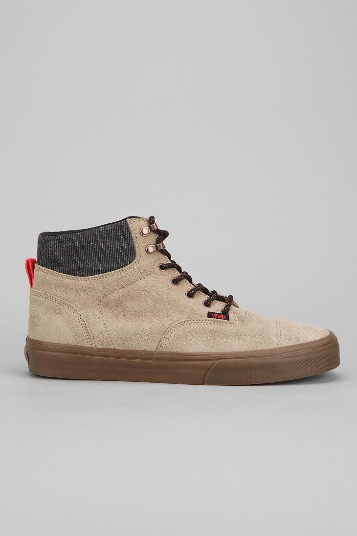 Lyst - Urban Outfitters Vans Era Hightop California Hiking Sneaker ... b5f96dceb