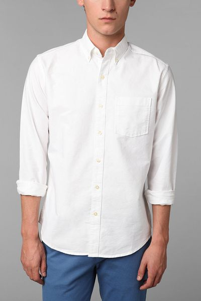 Men 39 S Urban Outfitters Button Down Shirts Mens Gladiator