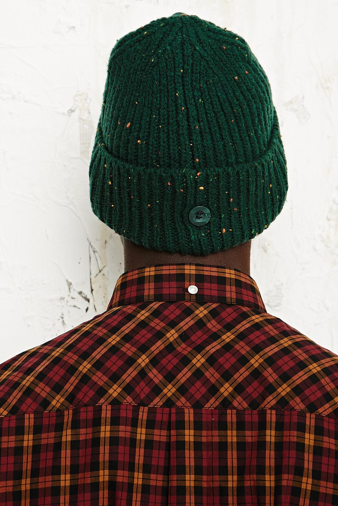 Carhartt Anglistic Beanie Hat in Green in Green for Men - Lyst daffc656f3f