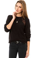Cheap Monday The Pagoda Crewneck Sweater - Lyst