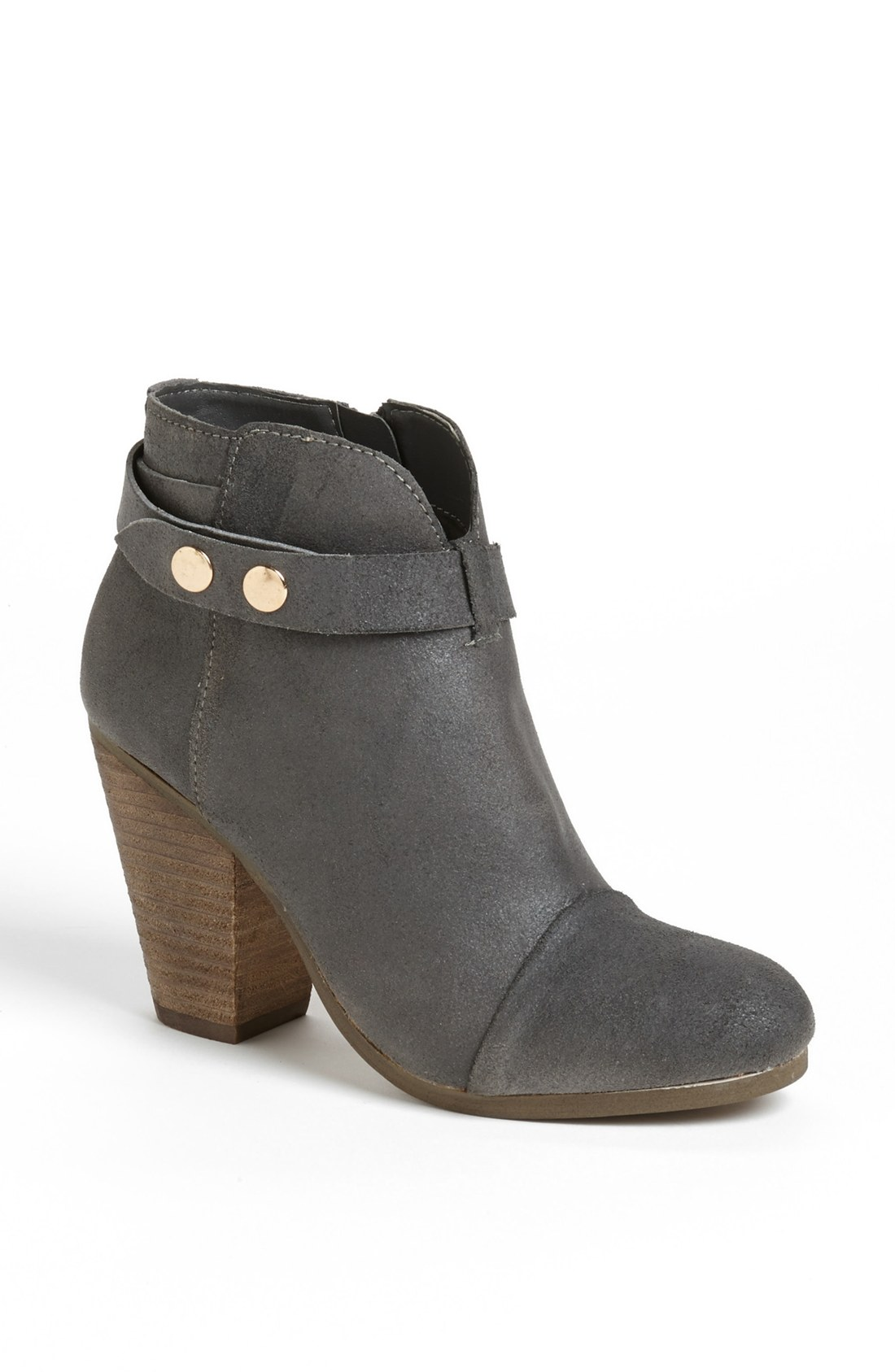 steve madden arieel boot in gray grey suede lyst