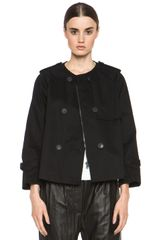 3.1 Phillip Lim Trench Jacket - Lyst
