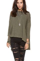 Free People In The Sand Tee - Lyst
