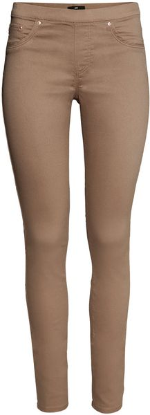 H&M Superstretch Treggings - Lyst