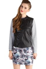 ModCloth The Road To Rad Jacket - Lyst