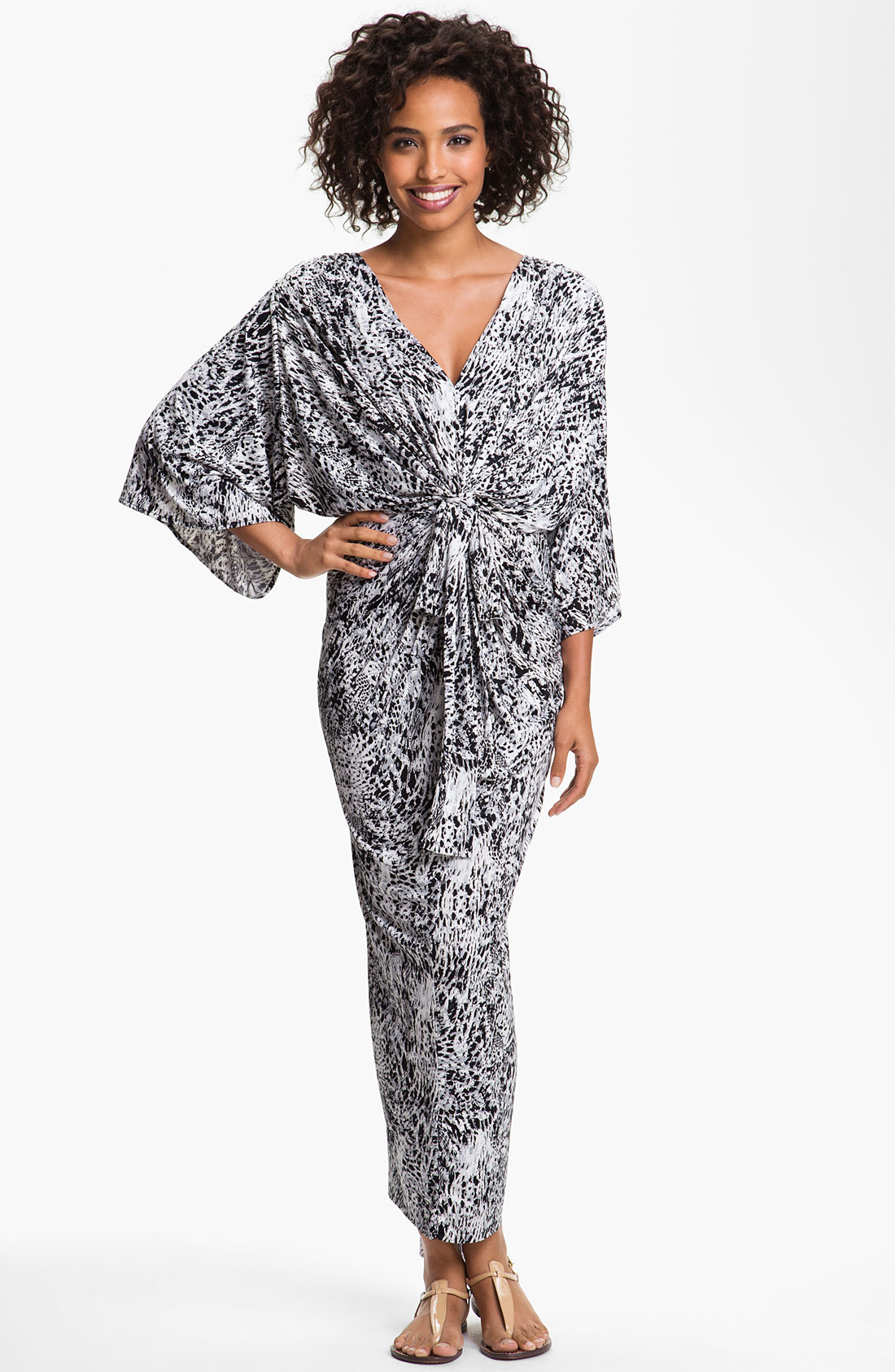 Kimono Maxi Dress Cocktail Dresses 2016