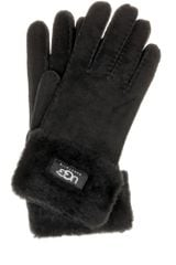 Ugg Turn Cuff Shearling Gloves - Lyst