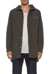 White Mountaineering Jacket - Lyst