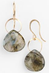 Melissa Joy Manning Drop Earrings - Lyst