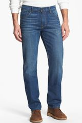 Paige Normandie Slim Fit Jeans - Lyst