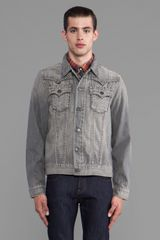 True Religion Western Jacket  - Lyst